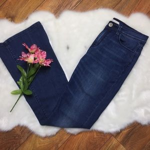 UO silence + noise high rise flare jeans